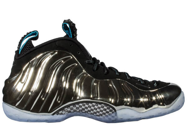"NIKE AIR FOAMPOSITE ONE ""CHROMEPOSITE"""