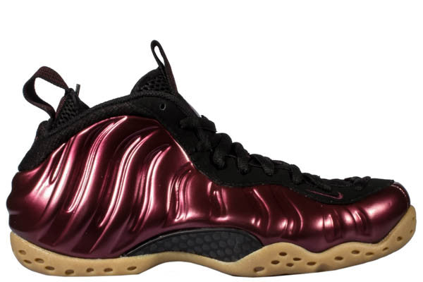 "NIKE AIR FOAMPOSITE ONE ""MAROON"""