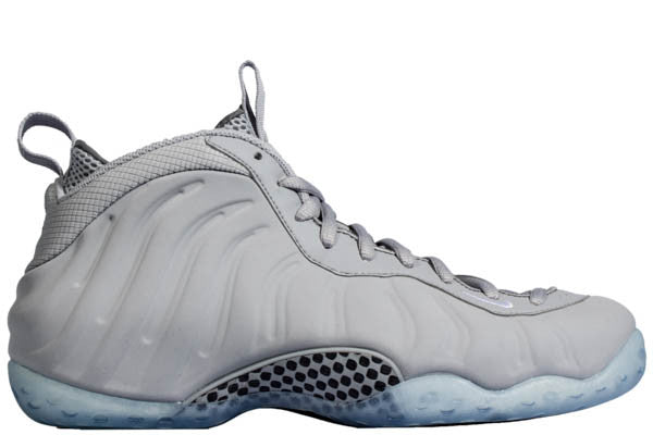 "NIKE FOAMPOSITE ONE ""WOLF GREY"""