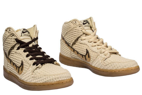 "NIKE SB HIGH ""CHICKEN AND WAFFLES"""