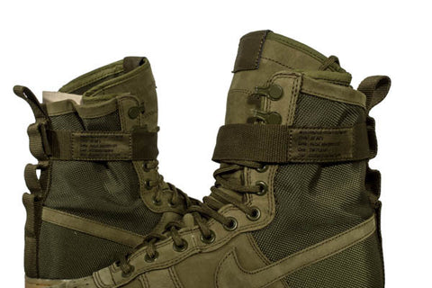 "SF AIR FORCE ONE HIGH ""SPECIAL FIELD URBAN UTILITY OLIVE"""