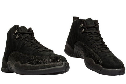 "AIR JORDAN 12 ""BLACK OVO"""