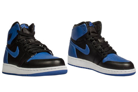 "AIR JORDAN 1 (GS) ""ROYAL"""