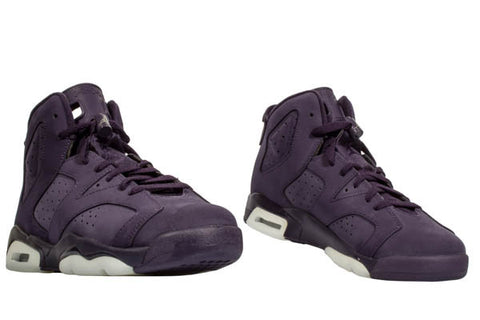 "AIR JORDAN 6 (GS) ""PURPLE DYNASTY"""