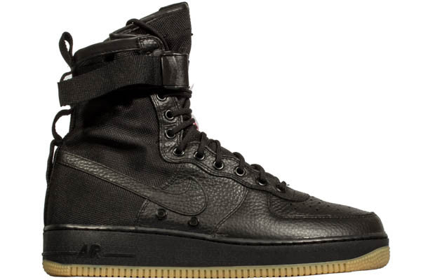 "SF AIR FORCE ONE HIGH ""BLACK"""