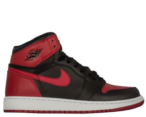 "AIR JORDAN 1 (GS) ""BANNED """