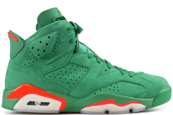 "AIR JORDAN 6 GREEN ""GATORADE"""
