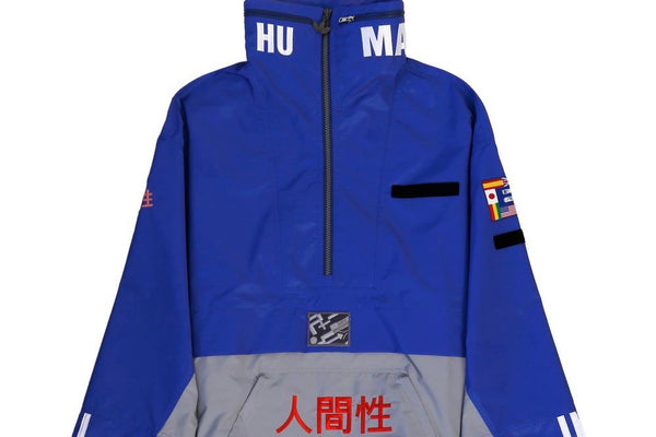 "ADIDAS PHARELL WILLIAMS JACKET ""HUMAN 2016"""