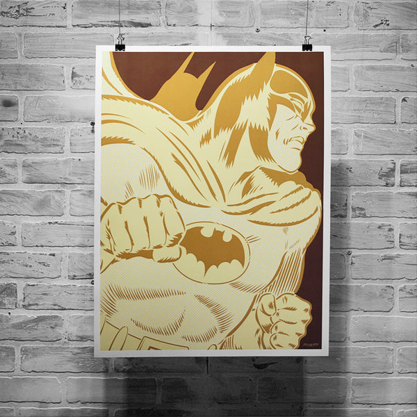 Bat Punch (Gold)