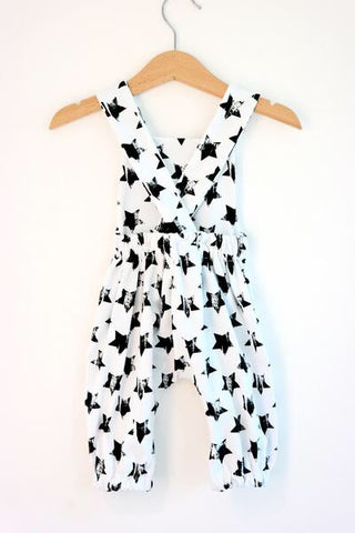 Bubble Romper ( Other Fabrics )