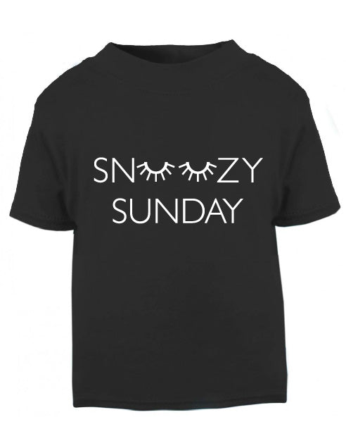 Snoozy Sunday T-shirt