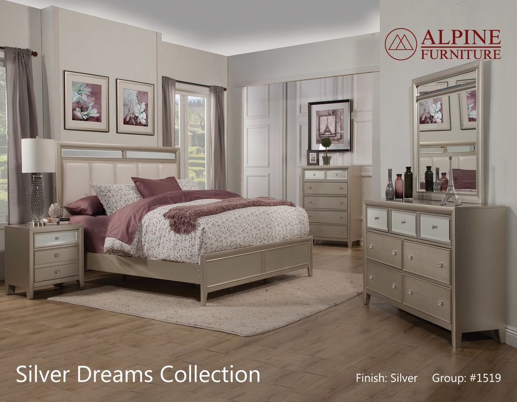 The Silver Dreams Collection
