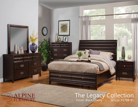 The Legacy Collection With Storage