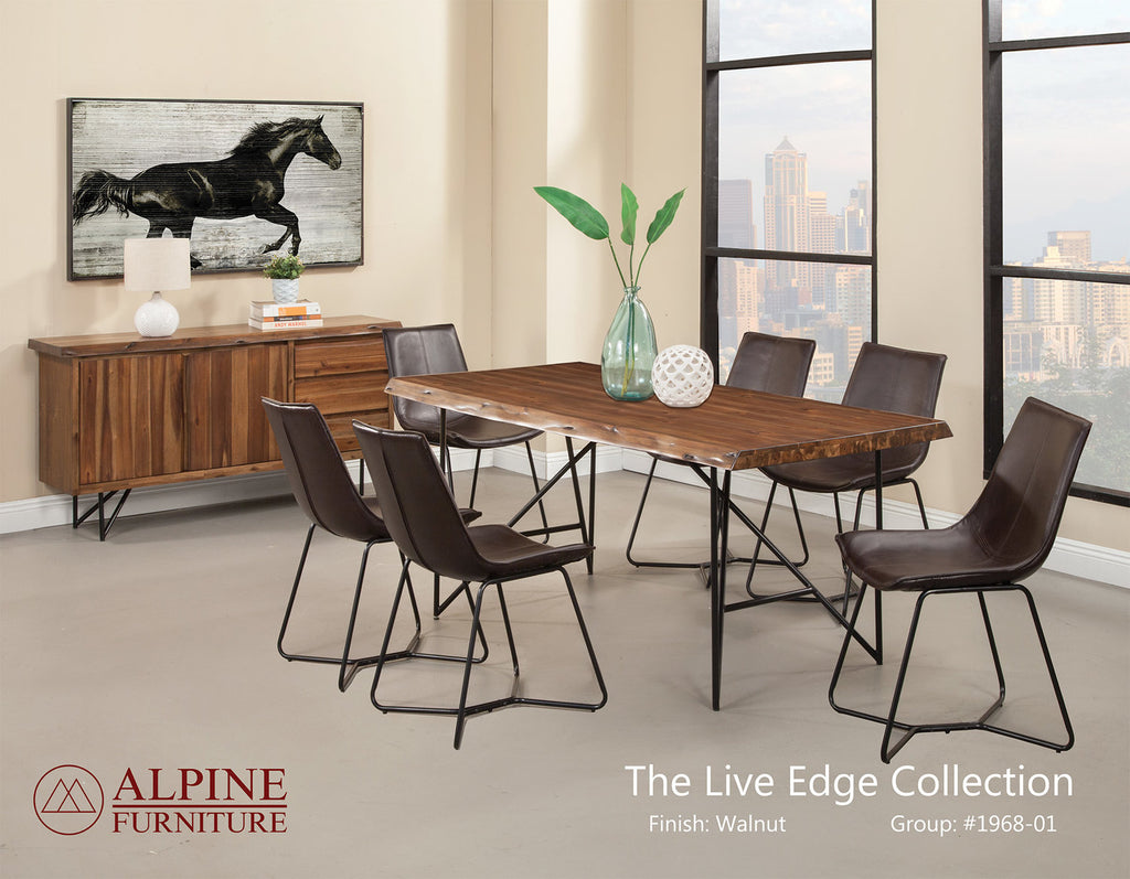 The Live Edge Collection