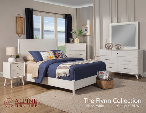 The Flynn Collection / White