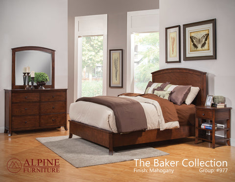 The Baker Collection Brown