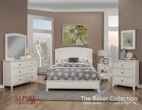 The Baker Collection / White