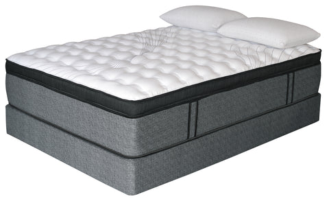 Alexandria Grey Mattress Set