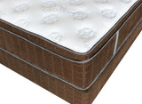 Brooklyn Brown Mattress Set