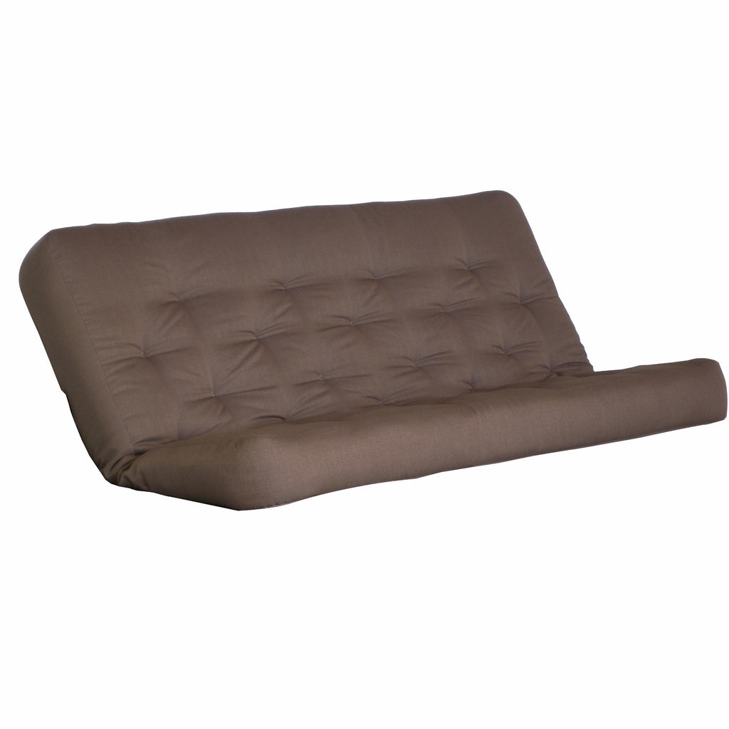 Clyde Espresso Mattress No Pillows