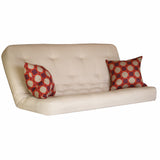 Clyde Oyster mattress w/ Aura Fiesta pillows set