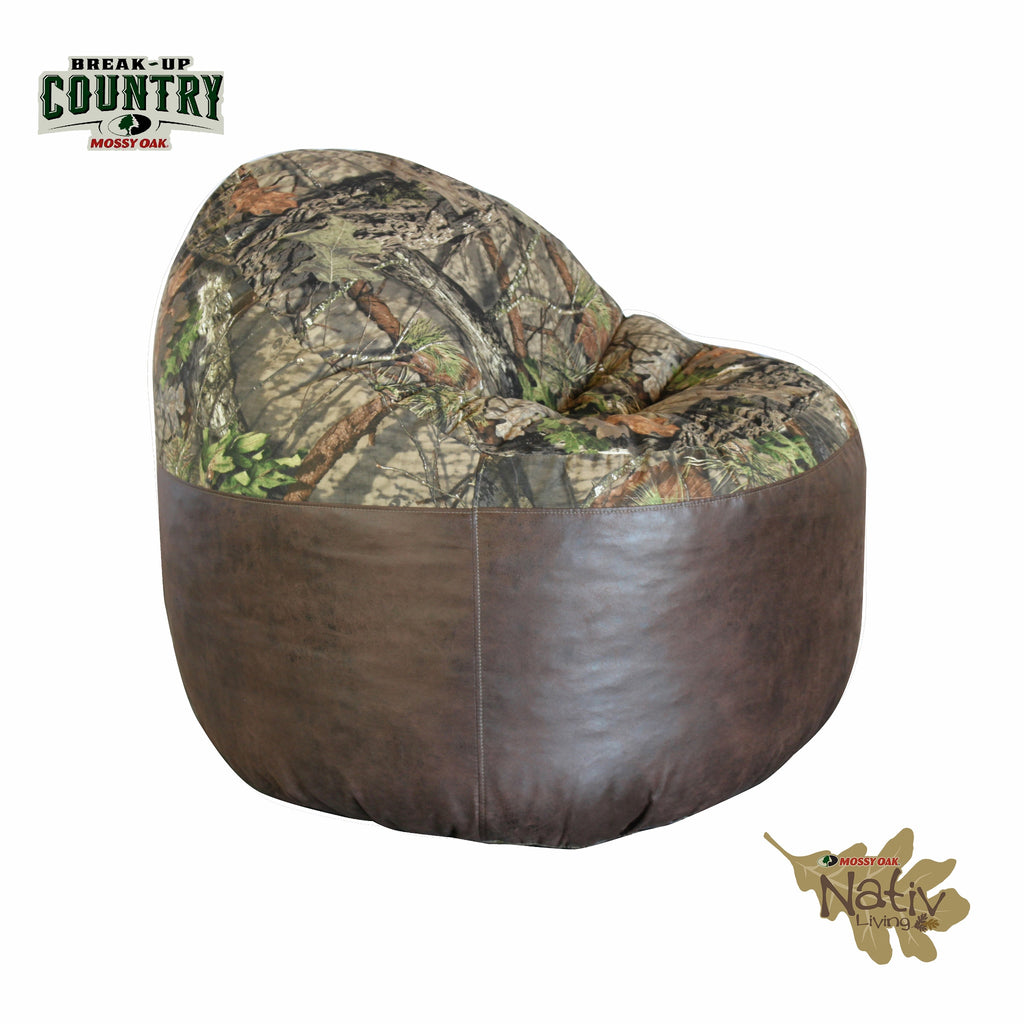 Adult Lounger - Mossy Oak Country with D. Chaps