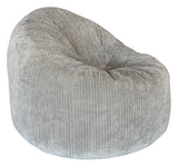 Shredded Foam Lounger- Memphis Grey