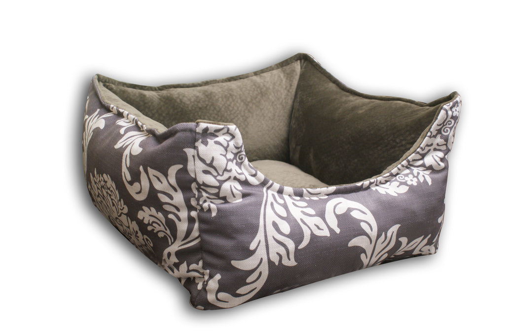 Calhoun Storm Bolster Rectangle Bed