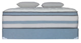 Skyline Blue Mattress Set