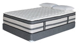 Skyline Grey Mattress Set