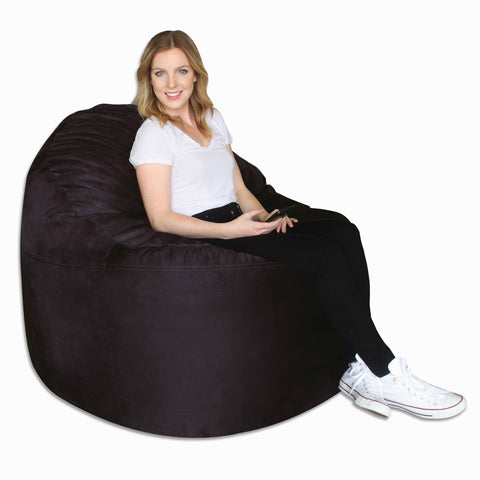 Black Adult Lounger