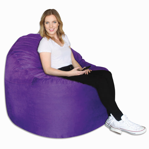 Purple (268) Adult Lounger