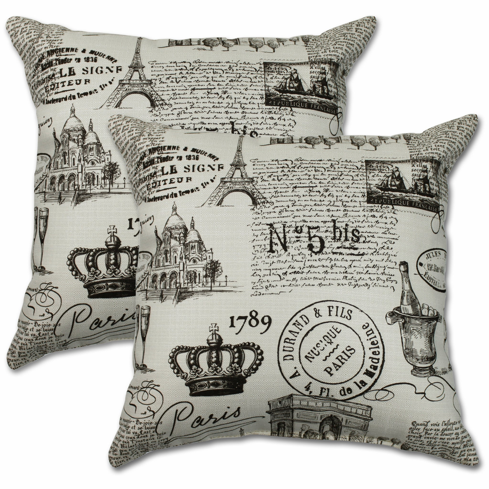 Accent Pillows