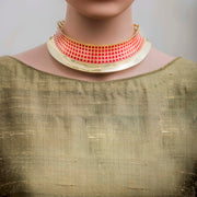 Saleena Choker Necklace