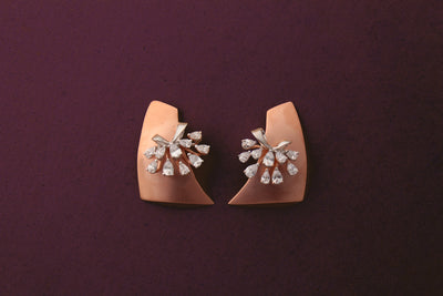 Earrings from Fervour collection