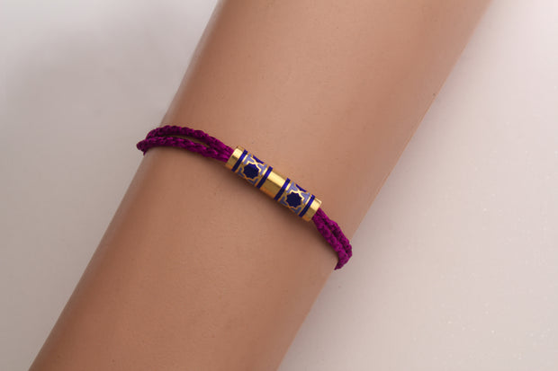 Miraas Barrel Multiwear Gold Rakhi