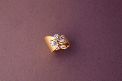 Ring from Foliage collection