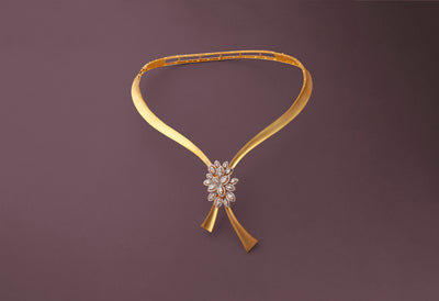 Necklace from Foliage collection