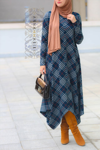 Asymmetric Tunic Dress
