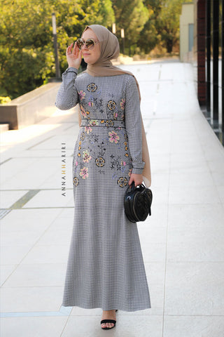 Marwa Modest Dress