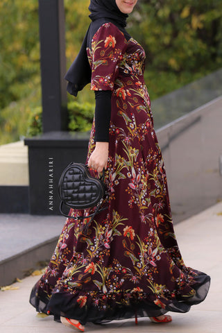 Ceylan Modest Dress