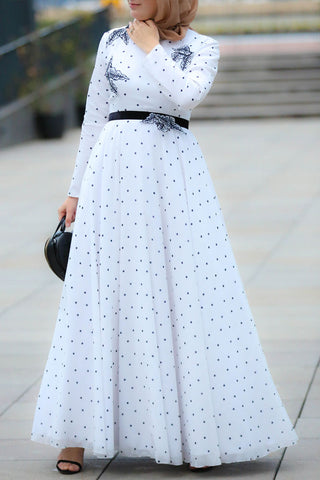 Modest Ball Gown