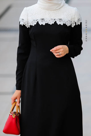 Valentino Modest Dress