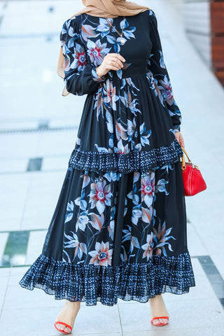 Kveta Modest Dress