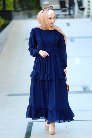 Mona Modest Dress