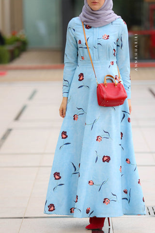 Blueprint Modest Dress