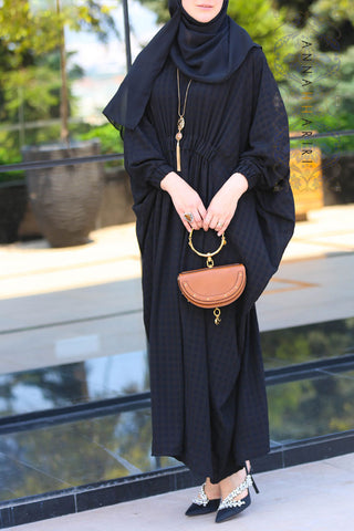 Viscose Abaya Dress