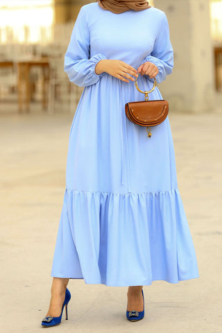 Oblako Modest Dress