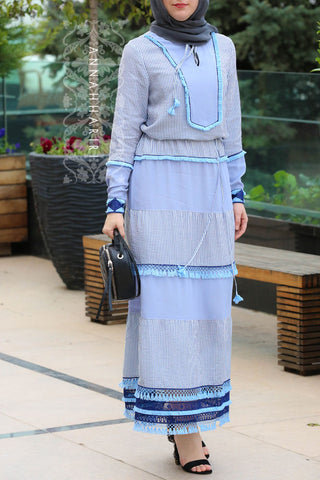 Minsk Modest Dress