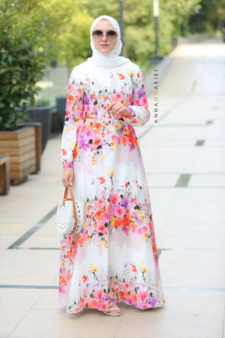 Samah Modest Dress